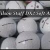 Wilson DX2 Soft oblíbené hrané golfové míče v nejlepší kvalitě A/A+ se slevou 50%