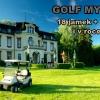 All-inclusive golf v Myštěvsi - 18 jamek, oběd, hra na HCP a 2 koše míčů, sleva 48%! PLATÍ NA 2015