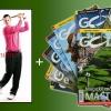 Cesta k perfektnímu švihu + roční předplatné časopisu Golf = 690 Kč! První vánoční dárek je tu
