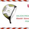 Získejte Wilson Prostaff LCG dámské fairwayové dřevo za výprodejovou cenu 777 Kč!