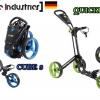 Golfový vozíky Quickfold 3.0 nebo Cube 3 (viz další varianta) - novinka v ČR se slevou 30%