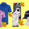 WILSON GOLF - pánské i dámské tričko + rukavice + čepice jen za 1050 Kč!