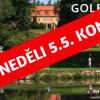 GOLF ŠTIŘÍN - fee18 jamek, oběd, sauna a vířivka, vše jen za 590 Kč! AKCE ROKU JE TU