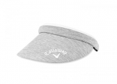 callaway-ladies-clip-visor-grey-white