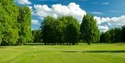 Hřiště golfový klub Myštěves