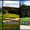 4 green fee na jižní Moravě: Austerlitz - Kaskáda - Kořenec, kdykoliv i během víkendů