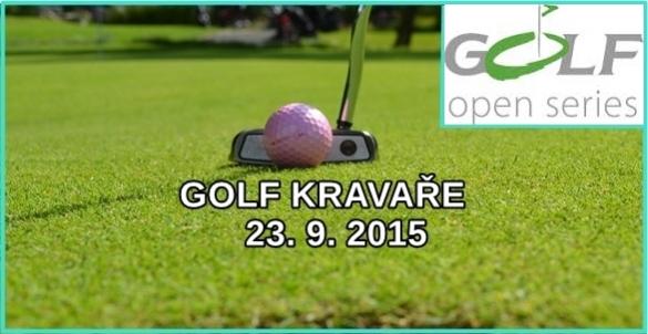 Golf Kravaře - zabojujte o turnajové vavříny 23.9. 2015 jen za 590 Kč