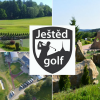 Golf Ještěd: GREEN FEE + vstup na ADVENTURE GOLF jen za 550 Kč!