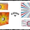 Callaway Supersoft nebo Superhot míče za vykutálenou cenu