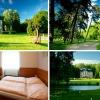 Queen's Park Golf Club Myštěves - 3 dny golfu s ubytováním na zámečku, snídaně, jen 1490 Kč /os.