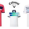 Tři modely pánských triček Callaway za 890 Kč / KUS! Velikosti S-XL