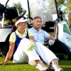 NOVÁ AMERIKA - 2x 18 jamek, 2x možnost nesoutěžního výsledku a 1x golfová bugyna na 18 jamek = sleva 65%!