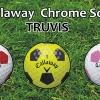 Callaway Chrome Soft Truvis míče - 3 ks jen za 264 Kč