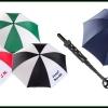 Multifunkční golfový deštník s integrovaným lovítkem + možnost potisku, viz varianty