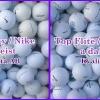 Hrané golfové míčky mix značek již od 7,5 Kč / ks - 2 varianty