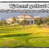 Týdenní golfový kurz na HCP na Kypru s českým trenérem - 7 nocí, polopenze, letenky jen 18990 Kč. Varianta i pro golfisty