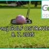 Golfový turnaj - Ostravice 8. 7. 2015 - poznejte luxusní resort při golfovém turnaji jen za 599 Kč