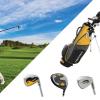 Wilson Prostaff JGI dětský golfový set žlutý 8-11 let (127 - 142 cm) LEVÝ - 2750 Kč