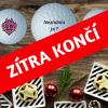 Nadílka 6 mikulášských golfových míčků jen za 199 Kč!