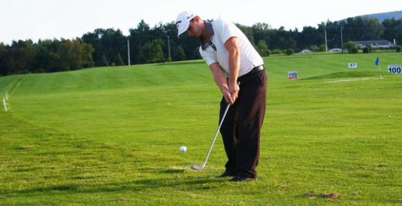 ONDŘEJ STEINZ - All inclusive golfový kurz (15 x 50min) + zkouška na HCP 54 jen za 3795 Kč