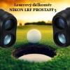 Nikon Prostaff 5 laserový dálkoměr - golfový pomocník k nezaplacení. Ušetříte 2200 Kč!