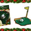 Golfový dárek z Clubhouse Collection: počítačová myš + podložka dohromady za 450 Kč!