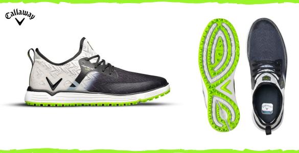 Lehké Callaway Apex Lite golfové boty bez spiků s podzimní slevou 42%