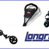 Longridge Ezeglide dětský golfový vozík 3kolový se slevou 30%