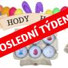 Připravte si velikonoční koledu pro Vašeho golfistu včas! 6 míčků s velikonočními motivy v (ne)tradičním balení