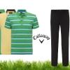 Callaway velikonoční balíček pro pány: tričko + kalhoty za 2.490 Kč, výběr z mnoha modelů