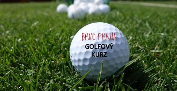 Intenzivní golfový HCP kurz ve dvojici nebo individuálně, Praha nebo Brno od 3950 Kč / os.