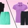 Letní Callaway balíček pro dámy - golfové tričko + šortky nebo sukně = sleva až 41%