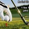 ČGK - roční golfové členství + 1 fee jako bonus = 990 Kč