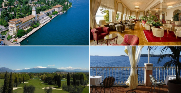 Vyražte s partou golfistů do Itálie: 4 noci s polopenzí + 3 green fee u Lago di Garda (18. - 22.4.2018) - POSLEDNÍ 4 MÍSTA