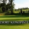 Golf Konopiště -  green fee pro 2 + bugyna a k tomu trénink s profesionálním trenérem v Praze - všední a víkendová varianta