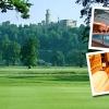 Luxus na Hluboké - Golf & Spa - 18 jamek + volný vstup do wellness centra s 54% slevou!