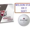 Wilson Staff DX2 Soft nové golfové míčky 3ks se slevou 40% za pouhých 99 Kč!