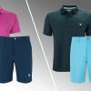 Letní Callaway balíček pro pány - golfové tričko + šortky = sleva 40%
