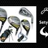 JACK NICKLAUS - GOLDEN BEAR TR261 - kompletní golfový set s bagem s bomba slevou 56% + další 2 varianty!