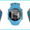 Výprodej modrých golfových GPS hodinek SI35 - poslední kusy!