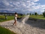 Golf trénink