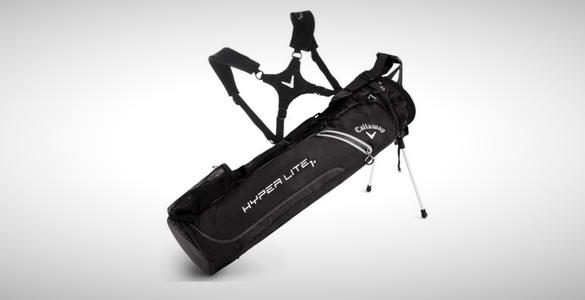 Špičkový pencil bag Callaway Hyper-Lite 1+ s popruhy a nožičkami za 1.450 Kč
