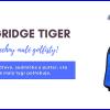 Dětský golfový set pro ty nejmenší tygry - Longridge Tiger Plus (3 - 5 let)