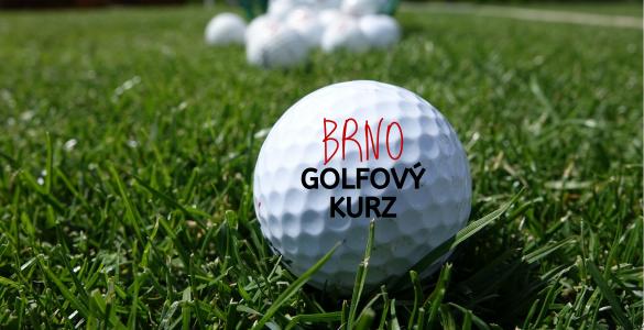 Jarní intenzivní golfový HCP kurz v Brně - 10x 50min včetně zkoušky a míčů!