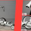 Elektrický golfový vozík Davies Caddy od 24.750 Kč! Mnoho variant a kombinací