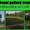 30denní golfový trénink s profesionálem v Praze -  kolik hodin zvládnete - jen za 2600 Kč