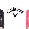 Dámský golfový svetr Callaway Jacquard za 1090 Kč!! Růžový a tmavěmodrý XS-XXL