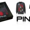 PING dárkový box: golfový svetr + golfové tričko se slevou 35%