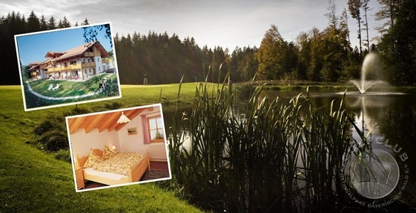 Golf s pobytem v apartmánech v Bavorském lese - 3 noci + 3 fee od 5290 Kč / os.