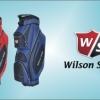 Wilson Prestige Golf Bag - prestižní golfový bag, 2 barevné varianty, minus 1130 Kč